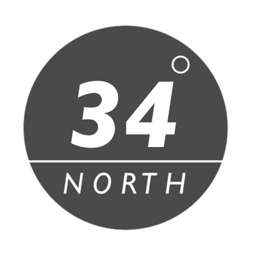 34º North