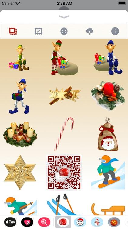 Christmas Ornaments • Stickers screenshot-7