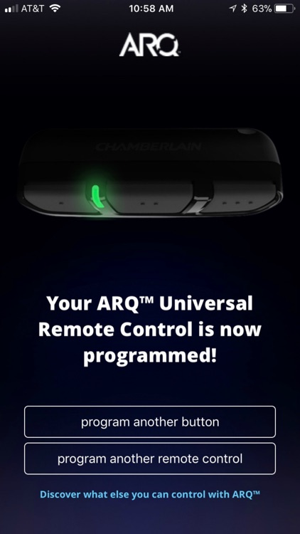 ARQ™ Universal Remote Control screenshot-4