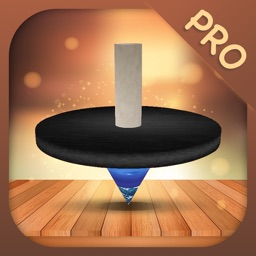 AR Spinning Top Pro-Play Top Game with Fingers
