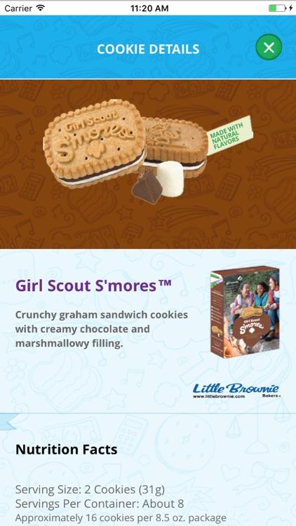 Digital Cookie Mobile App screenshot-3