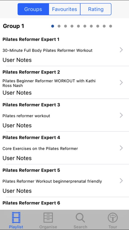 Pilates Reformer Expert screenshot-1