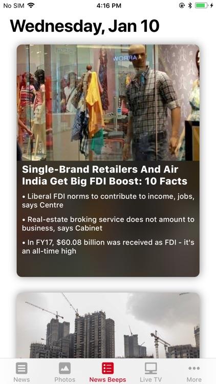 NDTV screenshot-1