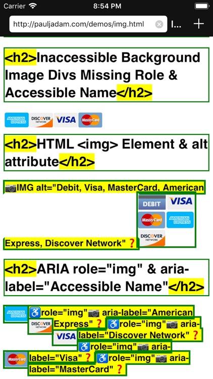 a11yTools - Web Accessibility screenshot-5
