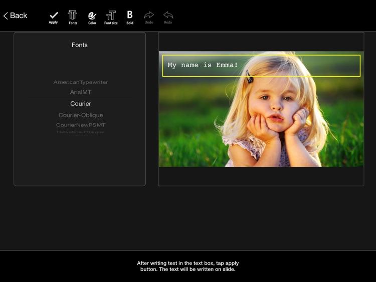 FunSlides HD - Make HD video from photos screenshot-3