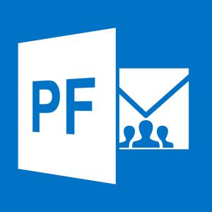 Public Folders App app