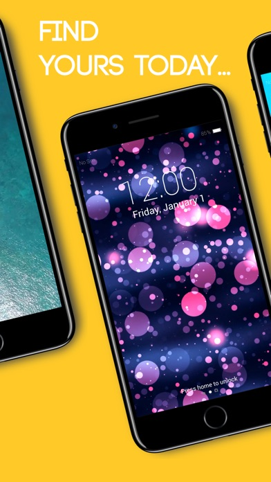 Live Wallpaper & Background HD app image