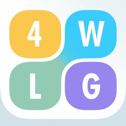 Four Word Link Game HD