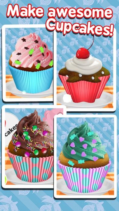Cupcake Maker - Cooking Games!