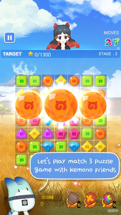 Descargar Kemono Friends - The Puzzle para Android