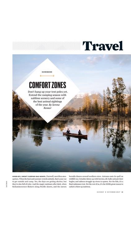 SUNSET Magazine
