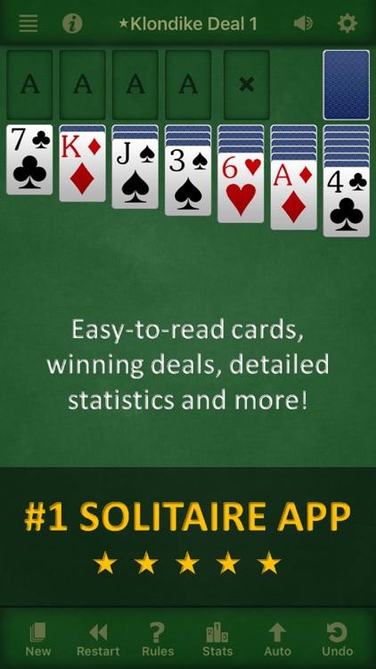 Solebon Solitaire - 50 Games