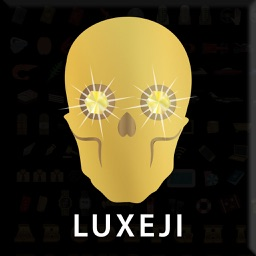 LUXEJI - VIP Lifestyle Luxury Emoji Keyboard