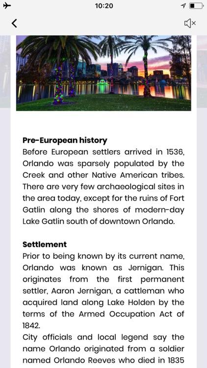 Orlando Travel Guide Offline screenshot-3