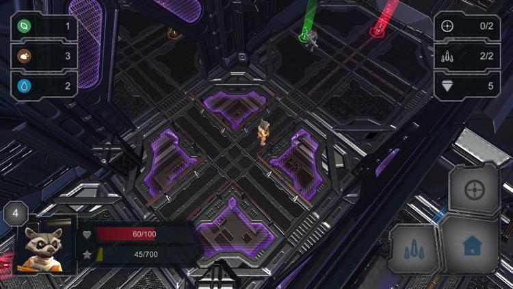 Raccoon Raiders screenshot-0