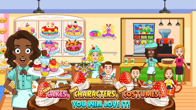 My Town : Bakery