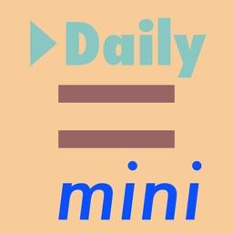 = mini Daily