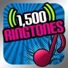 1500 Ringtones & Alerts - iPhoneアプリ
