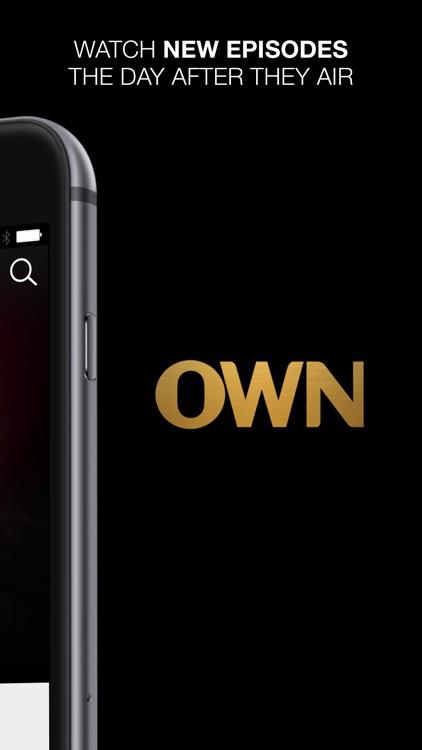 Watch OWN screenshot-3