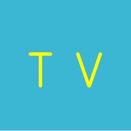 超見やすいテレビ番組表