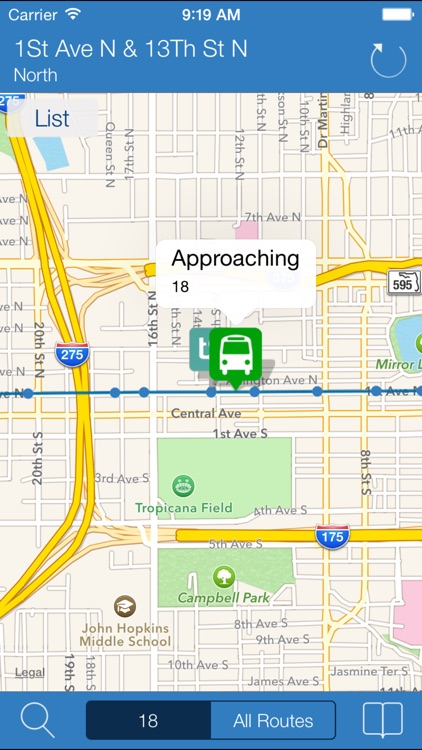 Transit Stop: PSTA Bus Tracker screenshot-1