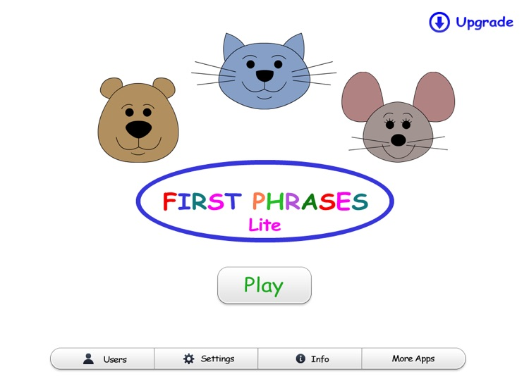 First Phrases HD Lite screenshot-0