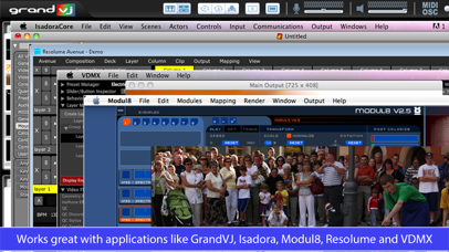 EpocCam MultiCam Screenshots