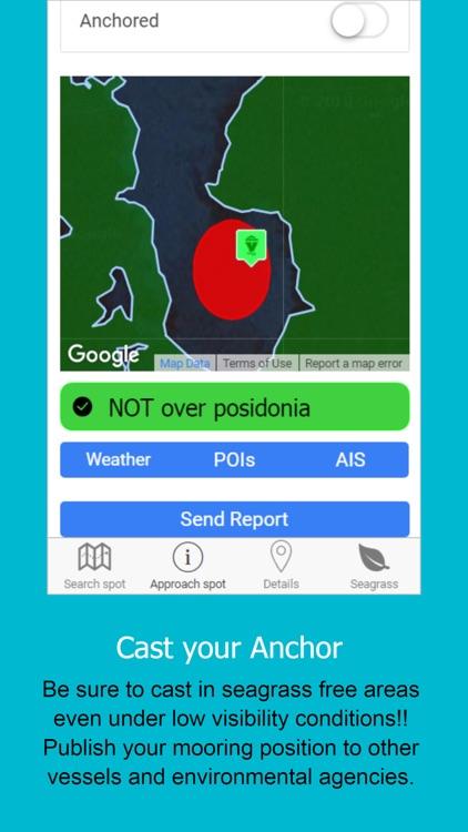 PosidoniaMaps screenshot-4