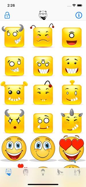 Hareketli Emoji Ve Cikartmalar App Store Da