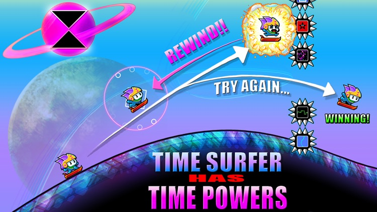 Time Surfer screenshot-0