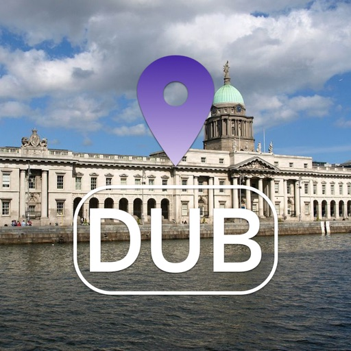 Dublin Offline Map & Guide