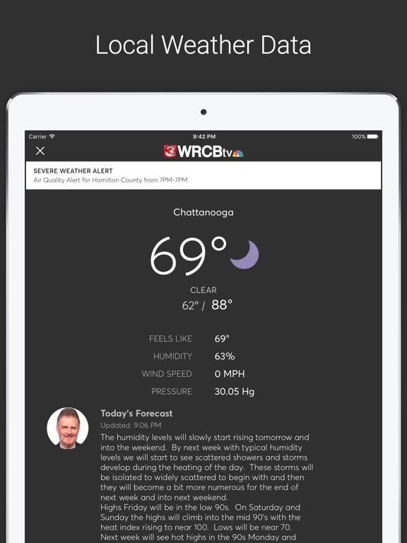 WRCB Channel 3 Eyewitness News - AppRecs
