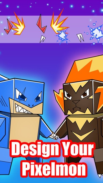 Create your own Pixelmon Comic screenshot-1