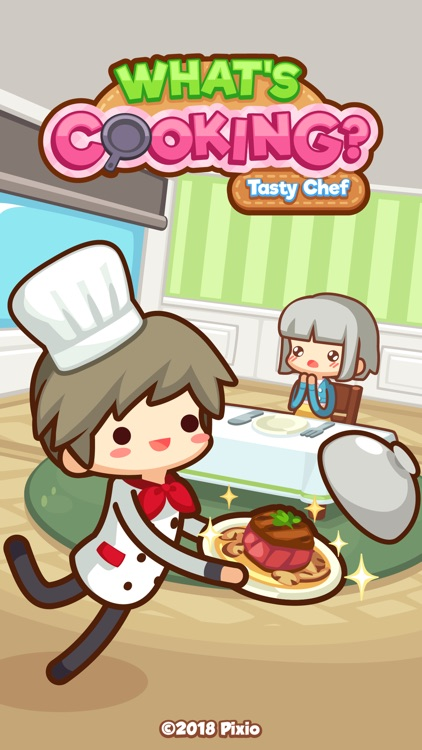 What's Cooking? - Tasty Chef screenshot-4