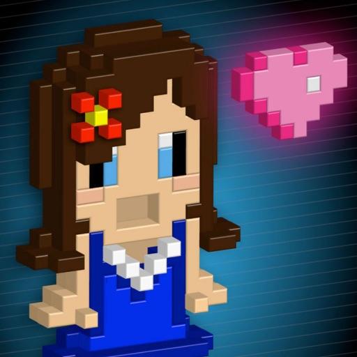 Colorz 3d Pixel art coloring