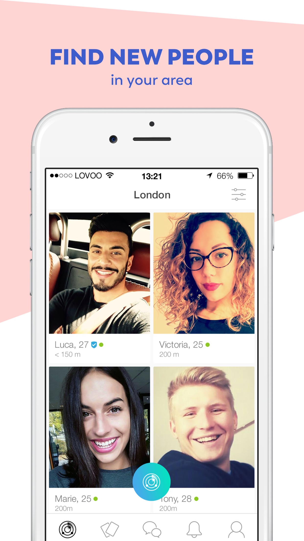 LOVOO Screenshot