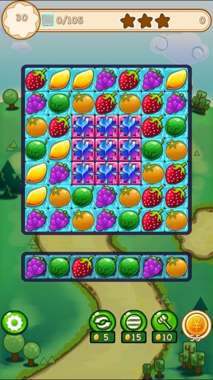 Fruit Pop Fun - Match 3 Games screenshot-9