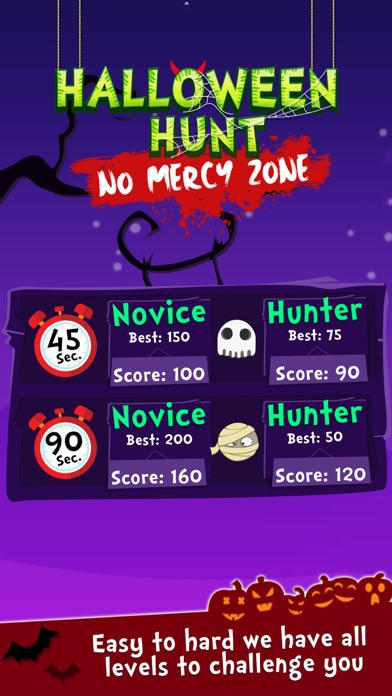 Halloween Hunt - No Mercy Zone screenshot four