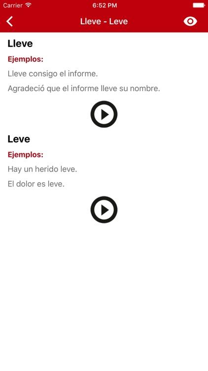 Practica Español screenshot-4