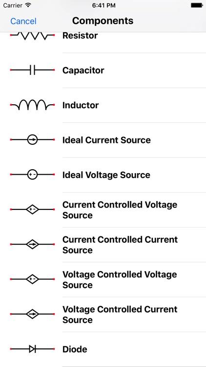 Circuit Calculator screenshot-3