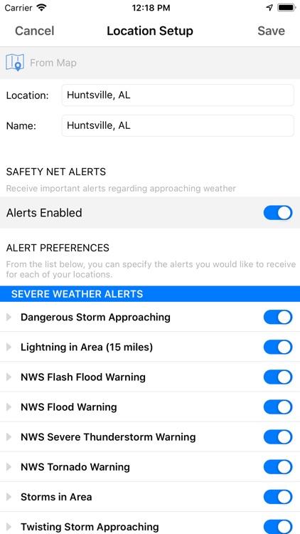 WHNT Alabama SAF-T-Net screenshot-4
