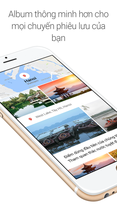 Screenshot for Google Photos in Viet Nam App Store