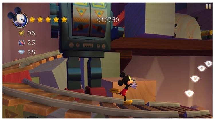 Castle of Illusion screenshot-0
