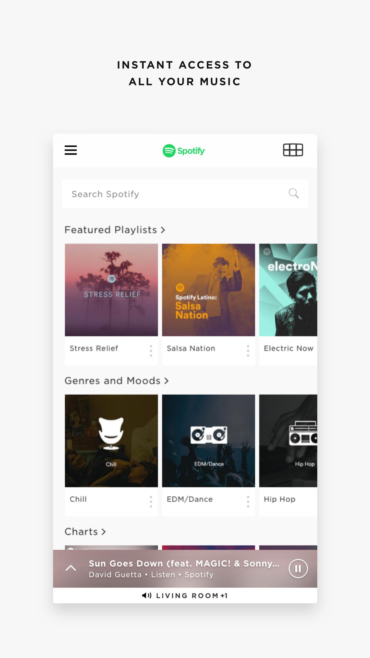 Bose SoundTouch Screenshot