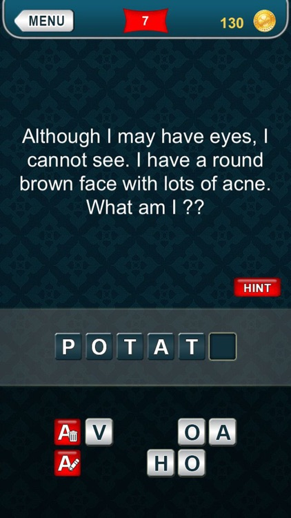 What am I? riddles - Word game screenshot-4
