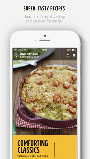 Jamies recipes on the app store jamies recipes on the app store forumfinder Image collections