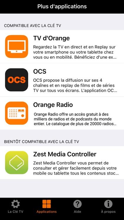 La Clé TV screenshot-4