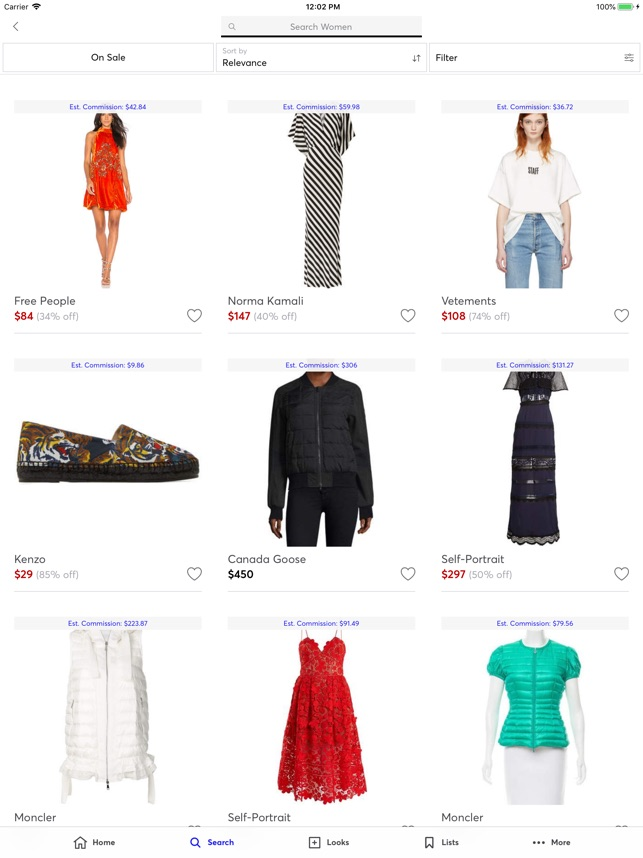 47fd2ffeea89  ShopStyle Collective on the App Store
