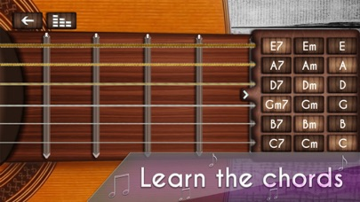 Learn Play Guitar Simulator screenshot two
