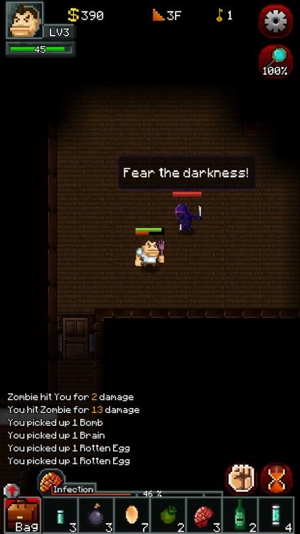 Zombie Rogue screenshot-4